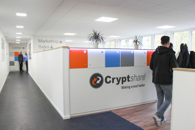 Cryptshare headquarters -