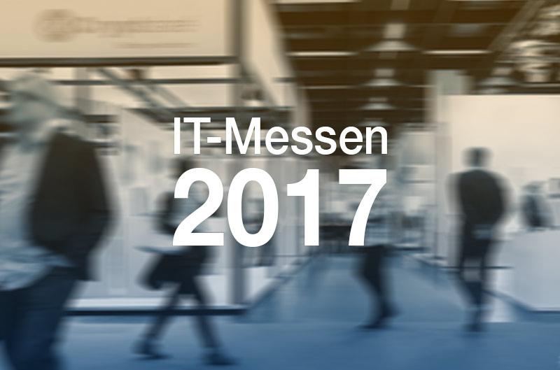 IT Messen & Termine in Deutschland