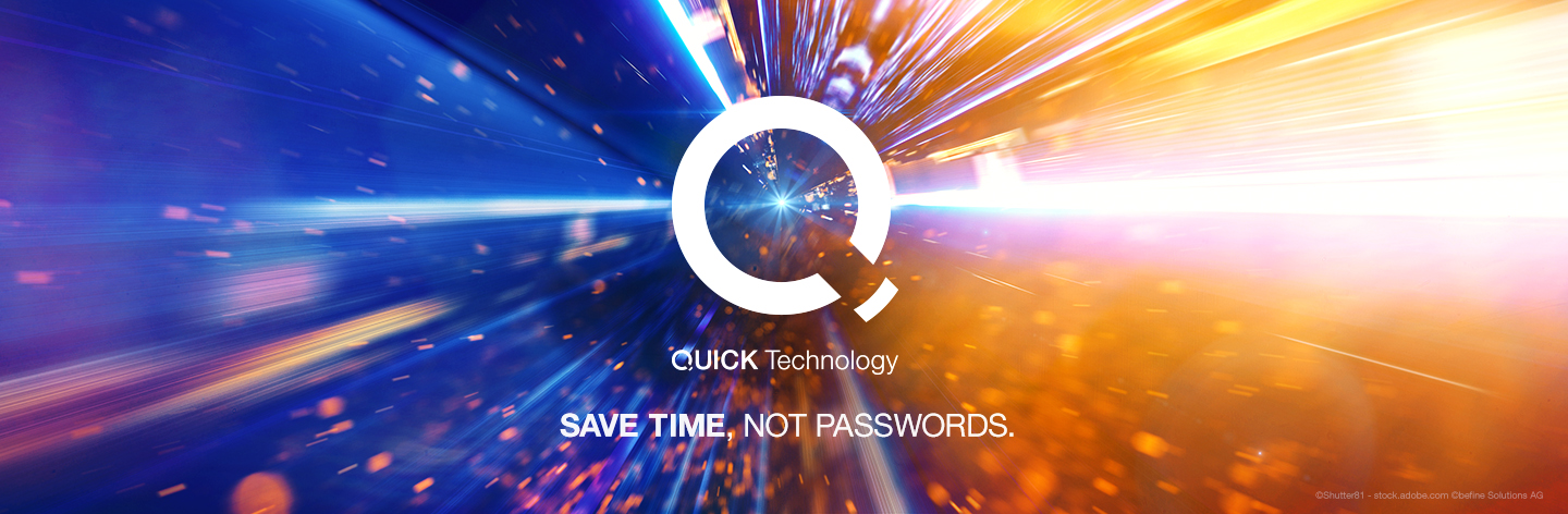 QUICK Technology - establishing permanent secure connections