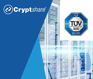 Blog Security with validated procedures: Cryptshare now ISO 27001 certified