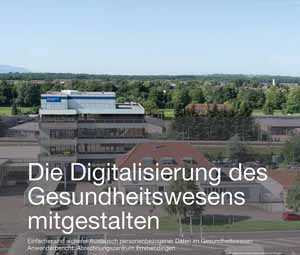 Anwenderbericht Contributing to the digitisation of healthcare
