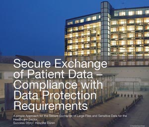 Case Study Secure Exchange of Patient Data
