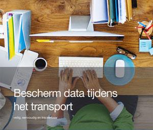Datasheet Bescherm data tijdens het transport