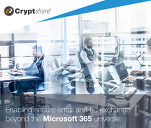 Whitepaper Enabling secure email and file exchange beyond the Microsoft 365 universe.