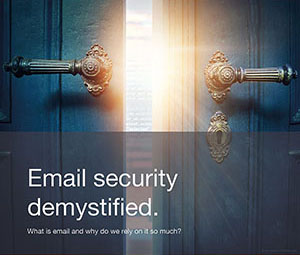 WHITEPAPER Email security demystified