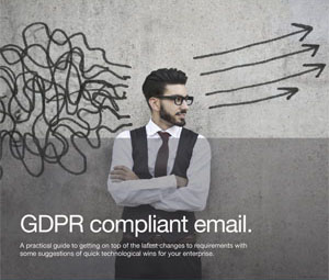 Whitepaper GDPR compliant email.